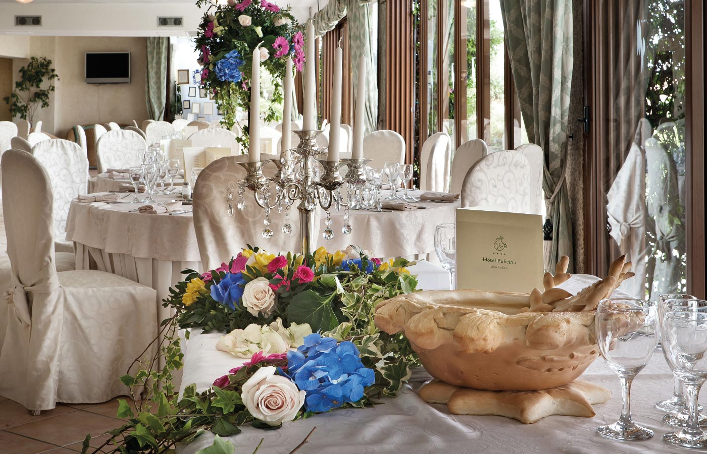 Your wedding in Sardinia at Hotel Pulicinu